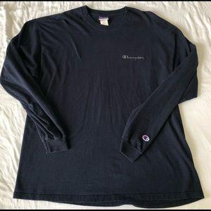 Champion long sleeve sweater